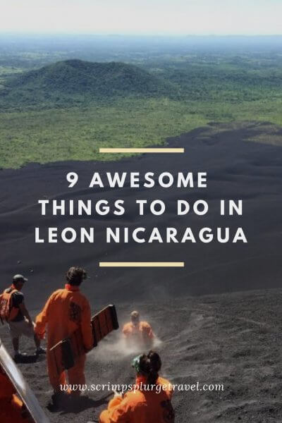 Things to do in Leon Nicaragua - Pinterest