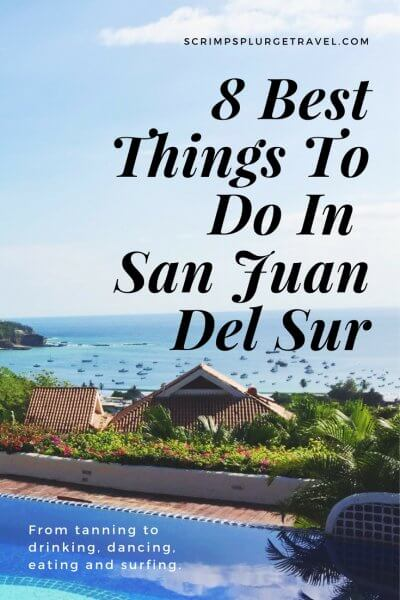 Things to do in San Juan Del Sur - Pinterest