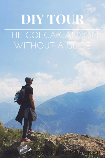Colca Canyon Tour pinterest
