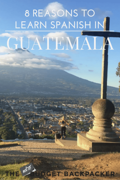Learn spanish in guatemala - pinterest