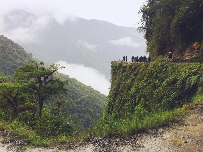 Things to do in Bolivia - Death Road