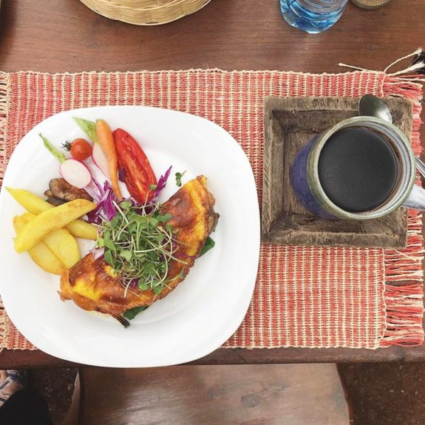 Best restaurants in Antigua Guatemala - Caoba Farms