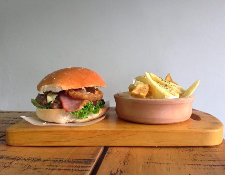 Best restaurants Arequipa - burger