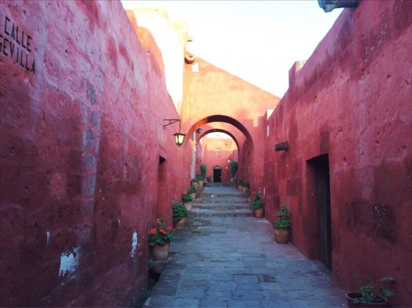 Things to do in Arequipa - Santa Catalina Monastery