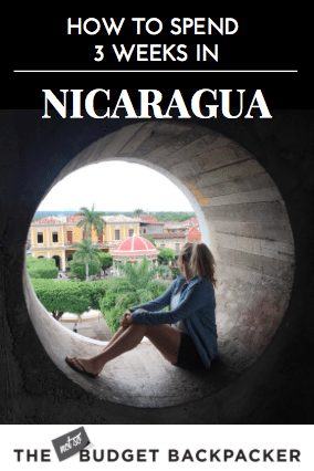 Things to do in Nicaragua - pin