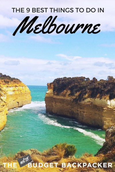Best things to do in Melbourne - pinterest