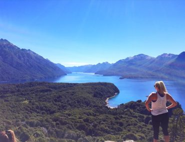 hiking in Bariloche - Cerro Llao Llao
