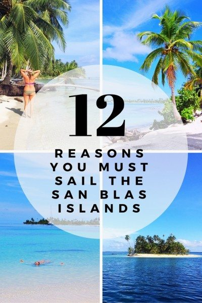 Sailing the san blas islands - pinterest