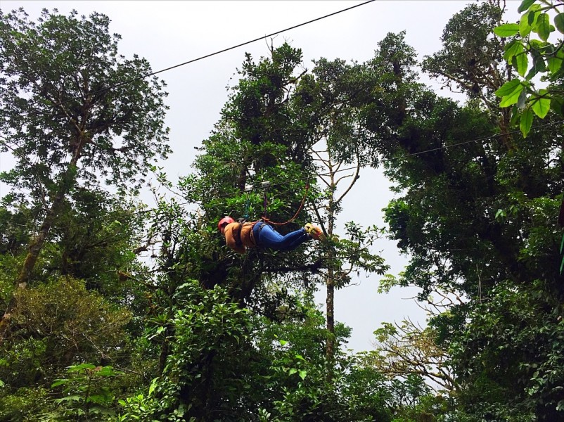 Top Things to do in Monteverde Costa Rica - Zip lining
