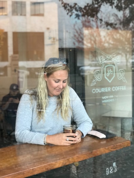 Places to go in Portland Oregon - Coffee