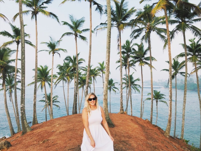 Things to do in Mirissa - Palm Tree Forest