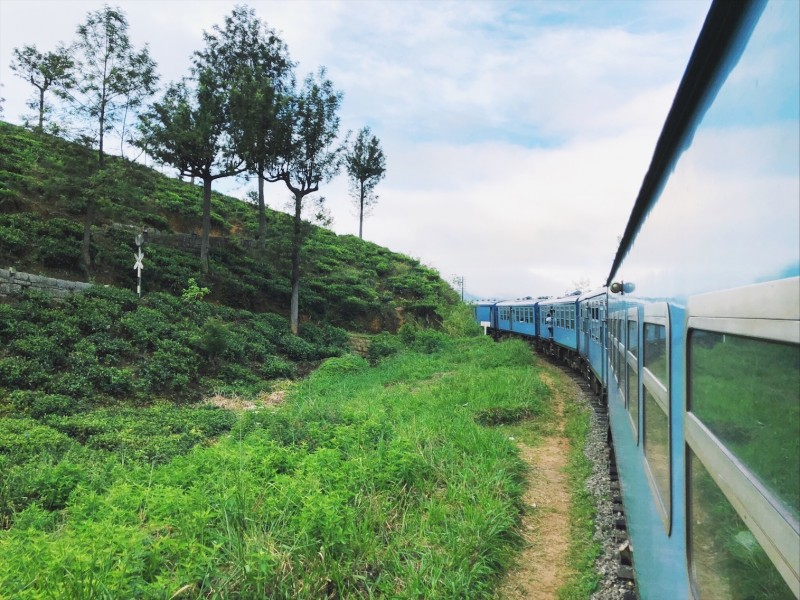 Things to do in Ella Sri Lanka - Train from Ella to Kandy