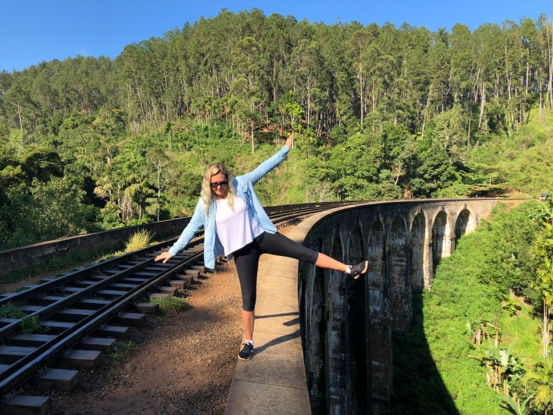 Things to do in Ella Sri Lanka - Nine Arch Bridge