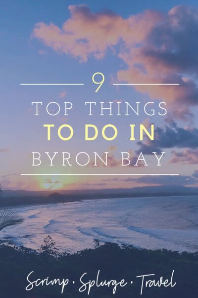 Byron Bay Activities - Pinterest