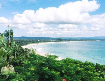 Byron Bay Activities - View of Clarke's Beach