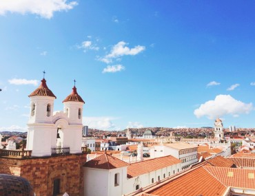 Things to do in Sucre Bolivia - Iglesia La Merced feature